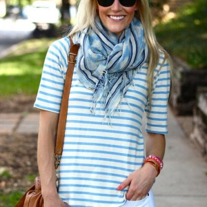 stripes-shorts-scarf