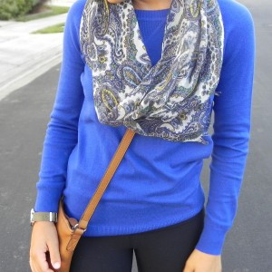 Casual Blue // thoughtsbynatalie.com