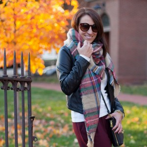 11 Must-Have Plaid Scarves // thoughtsbynatalie.com