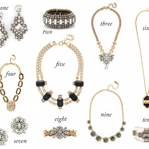 Vintage-Inspired Baubles // thoughtsbynatalie.com