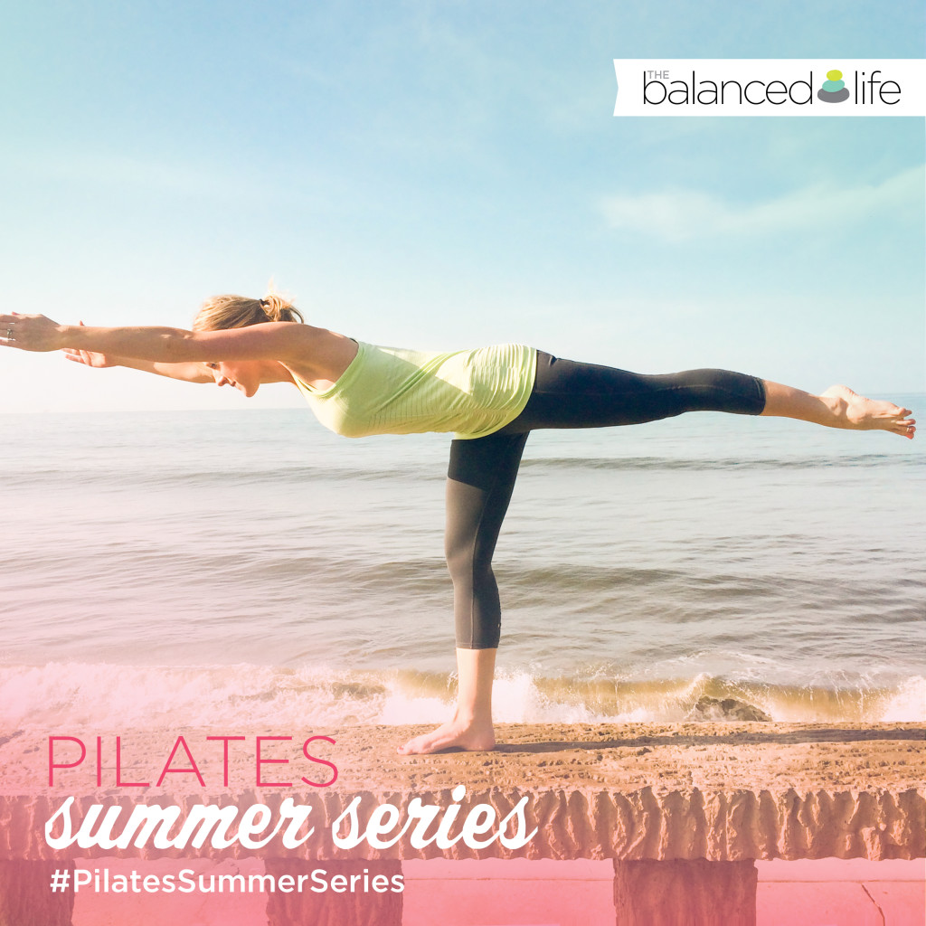 Summer Pilates // thoughtsbynatalie.com