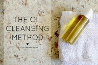 The Oil Cleansing Method | Thoughts By Natalie