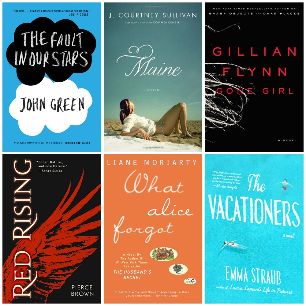 Summer Reading List | Thoughts By Natalie