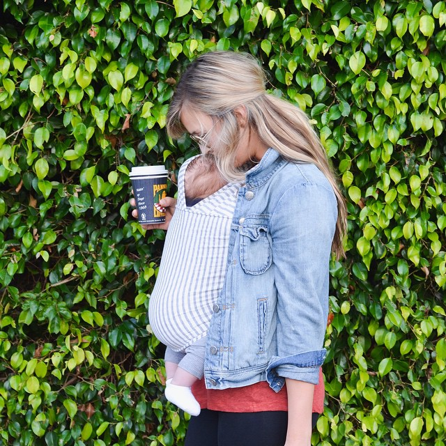 Tomorrow... @sollybabywrap #sollybabystyle #TBNxSollyBaby // Photo by @chrissyjpowers