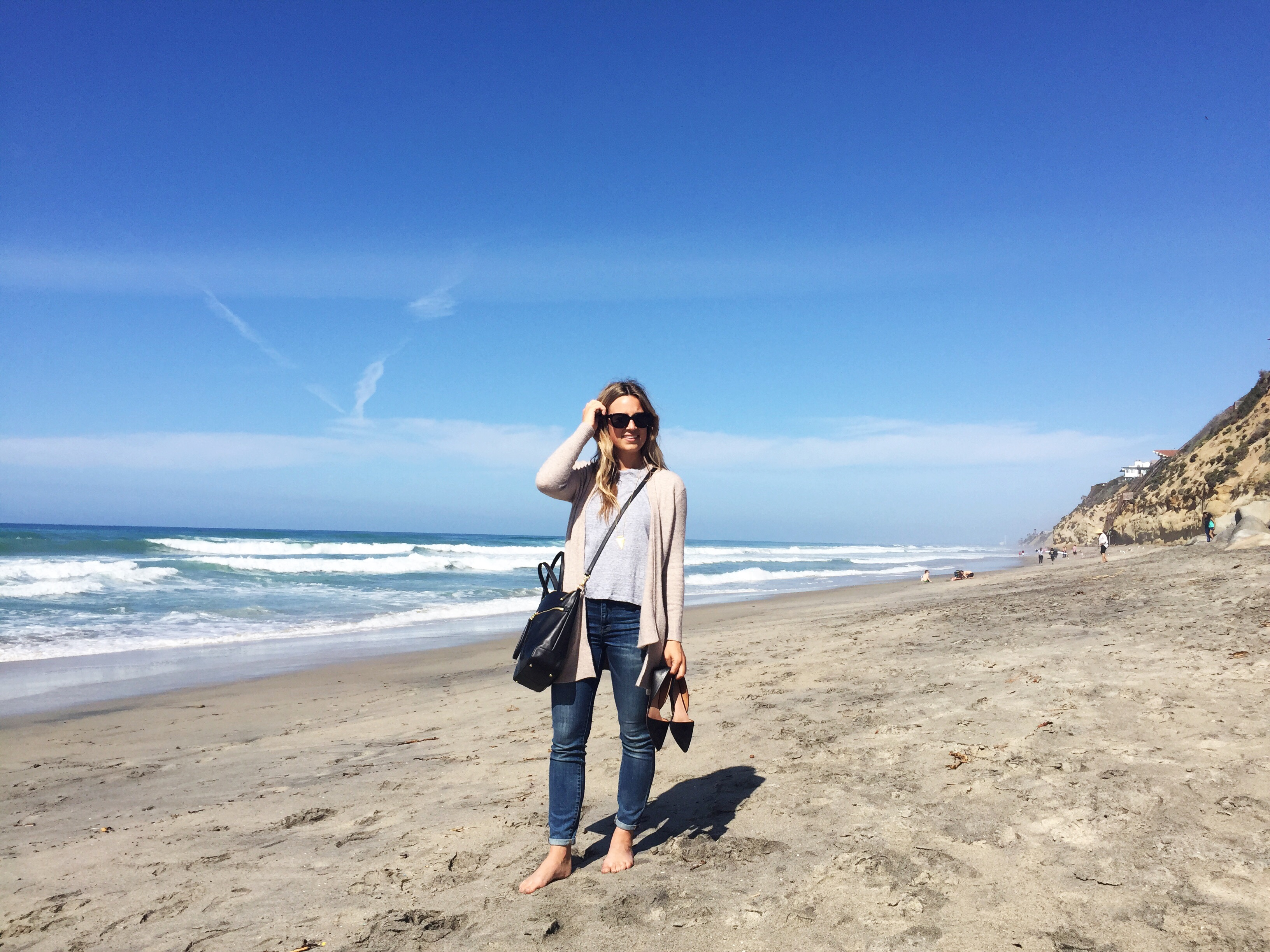 Ryder Cardigan | Thoughts by Natalie